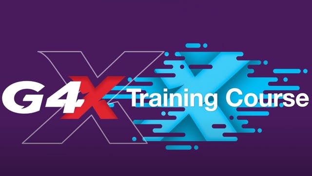 Link G4x Training Course