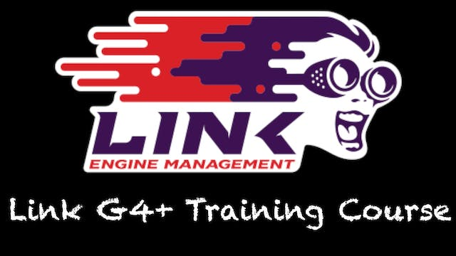 Link G4+ Training Course