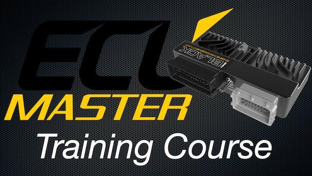 ECU Master Black Training Course