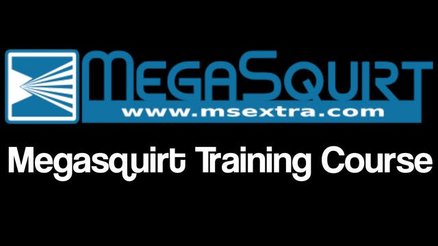 Megasquirt Training Course