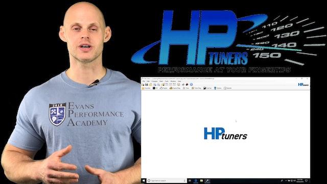 HP Tuners GM Gen III Training Course - Evans Performance Academy