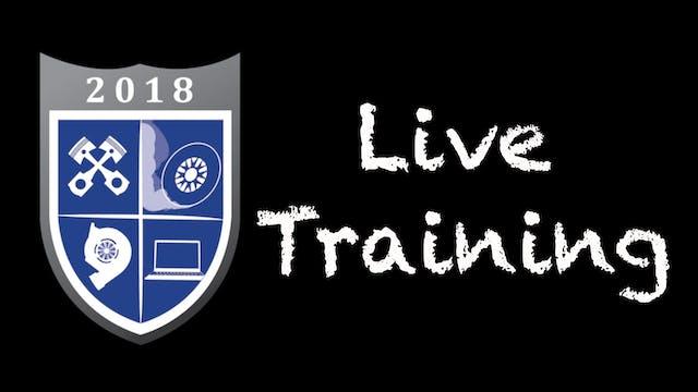 Live Training Series