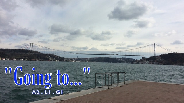 "A2.L1.G1 ""Going to..."" grammar"