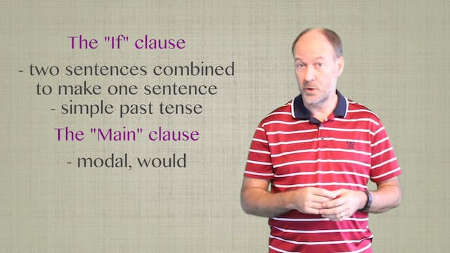 B1.L6.G1 Second Conditional grammar