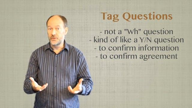 B1.L12.G2 Tag Questions grammar
