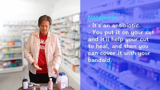 A2.L5.V2 Medicines vocabulary
