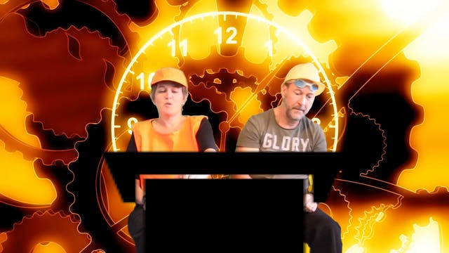 B1.L1 The Time Machine Skit
