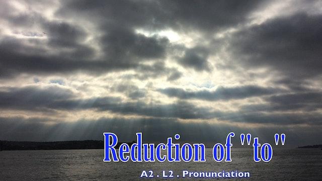 A2.L2.Pronunciation