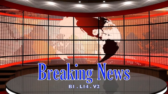 B1.L14.V2 Breaking News