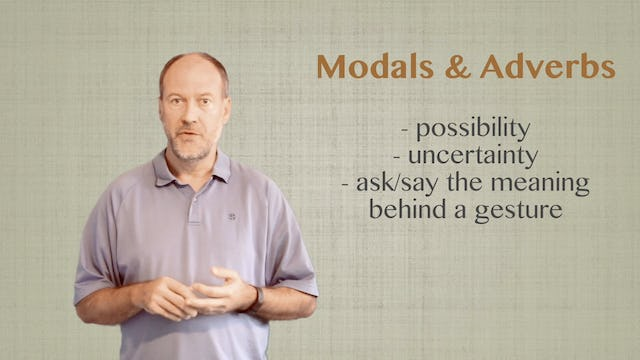 B1.L2.G2 Modal of Might or May