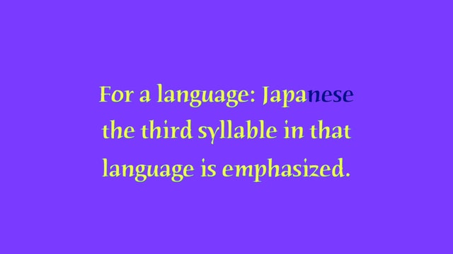 A1.L3 Countries, Nationalities, and Languages Pronunciation video 1