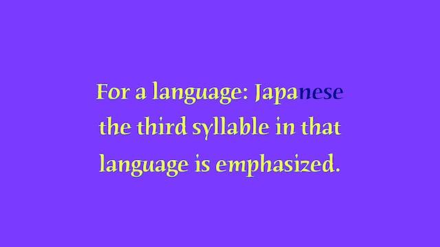 A1.L3.Pronunciation.1