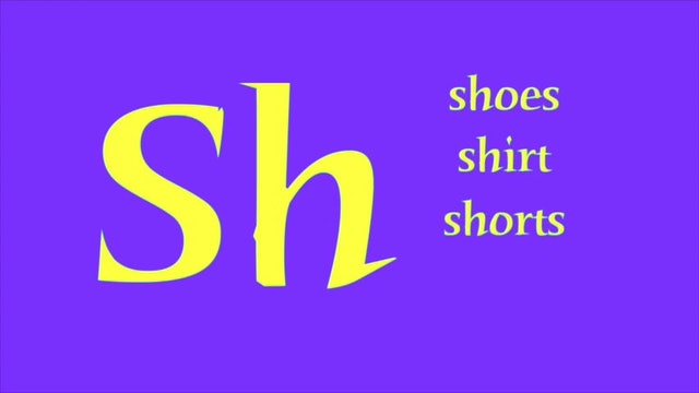 A1.L4 S and Sh sounds Pronunciation