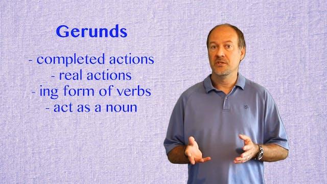 A2.L15.G1 Gerunds Grammar