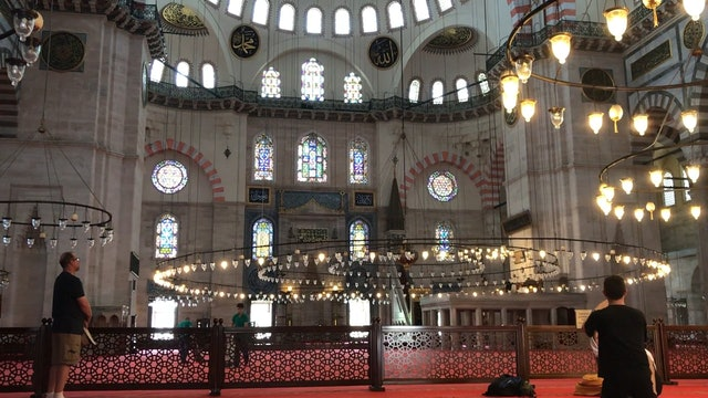Culture: Sülimaniye Mosque