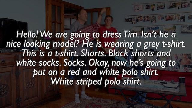 A1.L4 Dress Tim Transcript