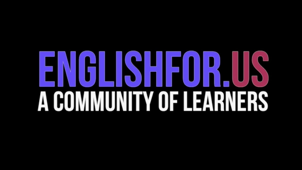 englishfor.us Main Curriculum
