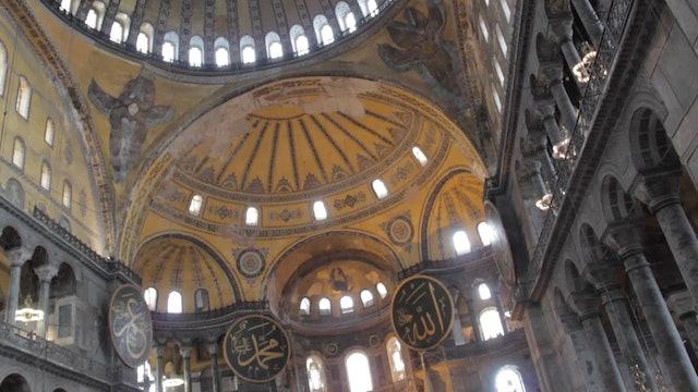 B1.L5 One Minute Hagia Sophia Skit