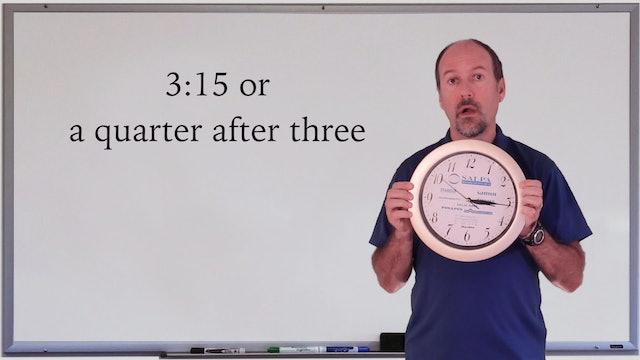 A1.L5.G1 Time grammar