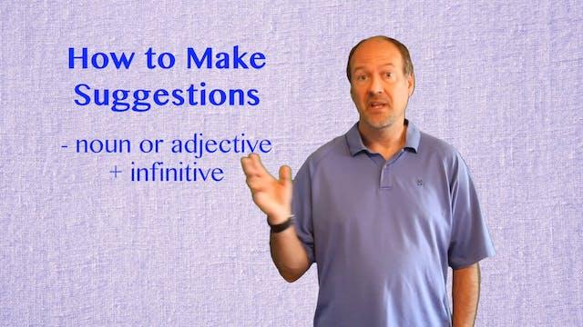 A2.L15.G2 Adjective or Noun + Infinitive Grammar