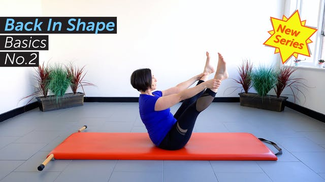 Back In Shape | Basics No.2