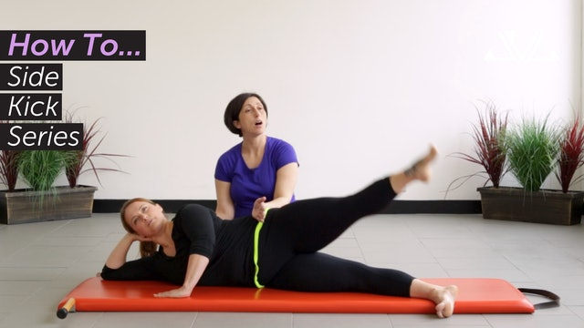 How To... | Side Kick Series