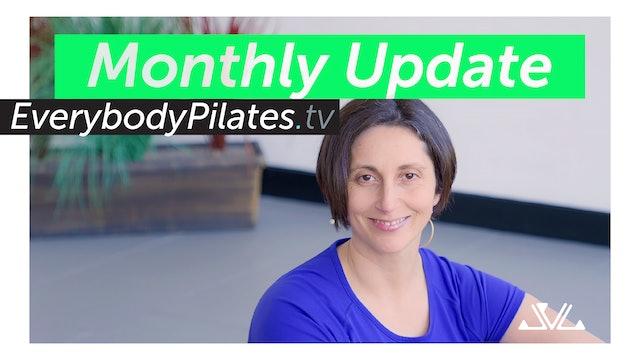 EPTv Monthly Update