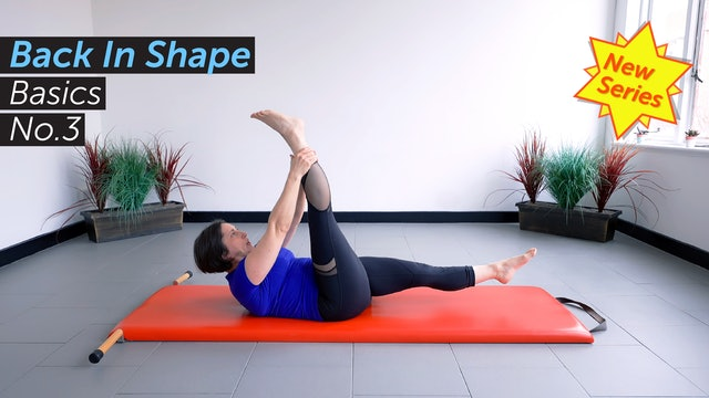 Back In Shape | Basics No.3