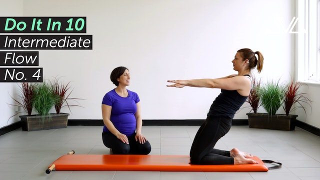 Do It In 10 | Intermediate Flow No.4