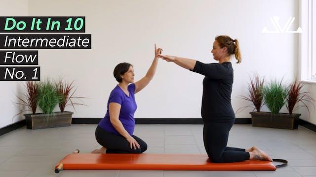 Do it in 10 | Intermediate Flow No.1