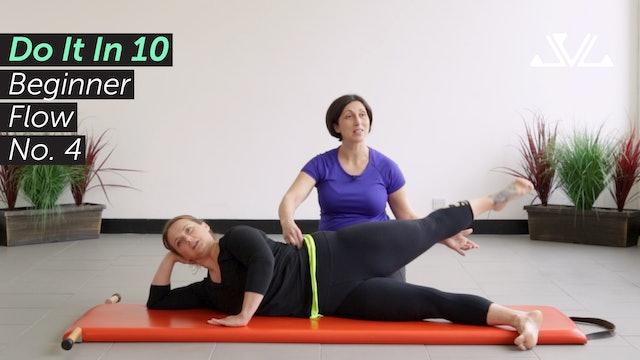 Do It In 10 | Beginner Flow No.4