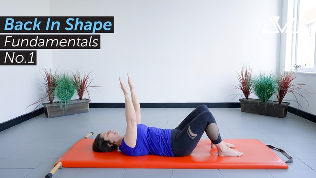Back In Shape | Fundamentals No.1