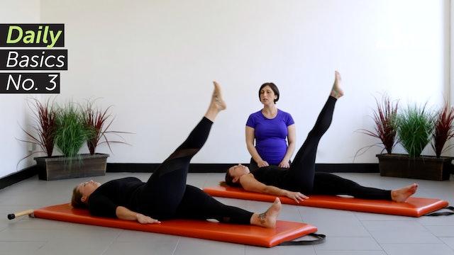 Daily Workout | Basics No.3