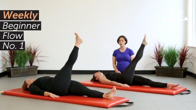 Weekly Workout | Beginner Flow No.1