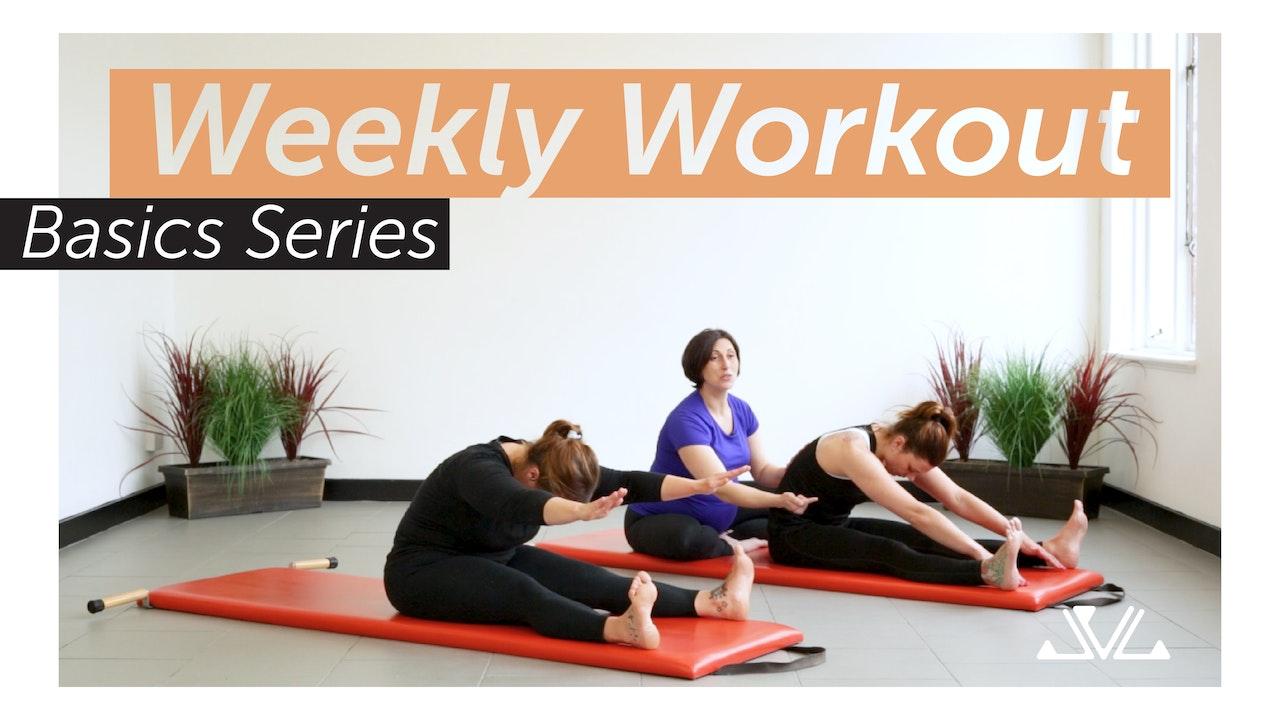 Weekly Workout | Basics Series