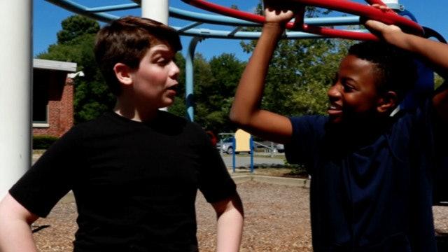 Playground Behavior