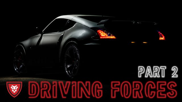 Driving Forces Part 2 with Kenny Luck