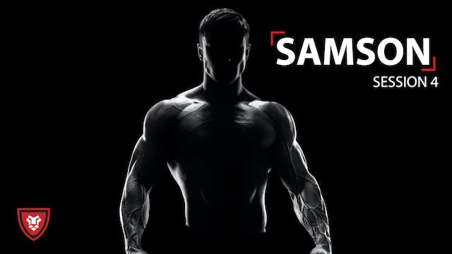 Samson Part 4 - Falling Forward