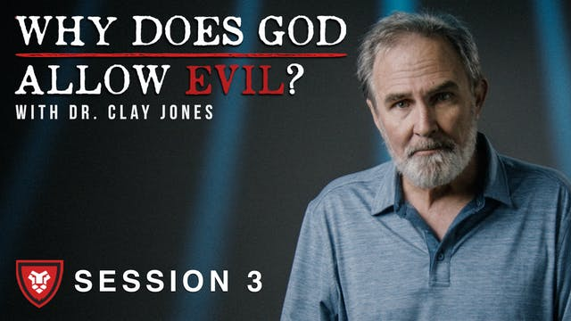 """Why Does God Allow Evil?"" with Clay ..."