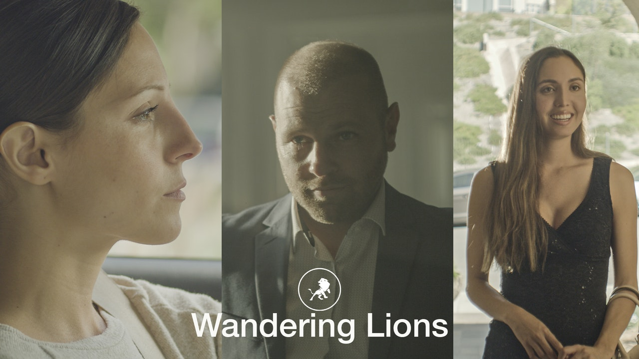 Wandering Lions
