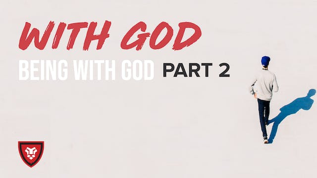 With God Part 2 with Kenny Luck