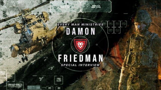 The Damon Friedman Interview Trailer