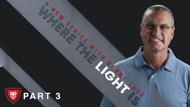 """""""Where The Light Is"""" Part 3 Live with Jason Park"""