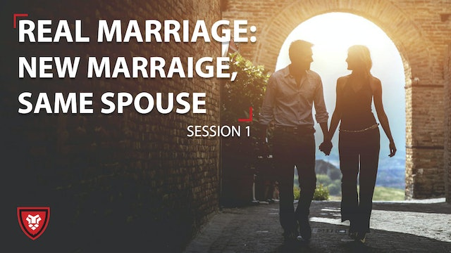 Real Marriage - New Marriage Same Spouse