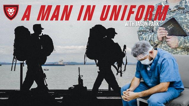A Man In Uniform by Jason Park