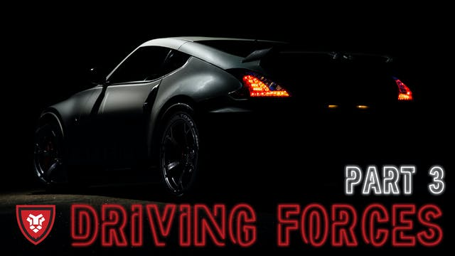 Driving Forces Part 3 with Kenny Luck