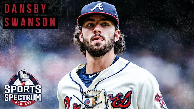 SPORTS SPECTRUM EPISODE 24 DANSBY SWANSON