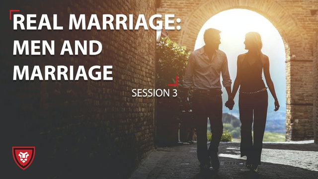 Real Marriage - Men and marriage
