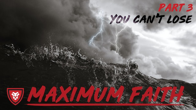 Maximum Faith Part 3 with JP Jones