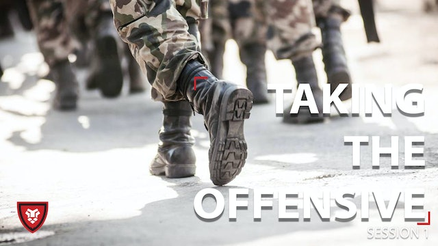 Taking the Offensive 1